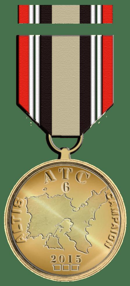 ATC medal 2015